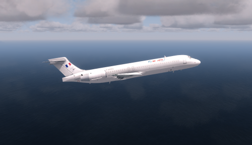 Screenshot for Fly DC Jets [White] French Flag