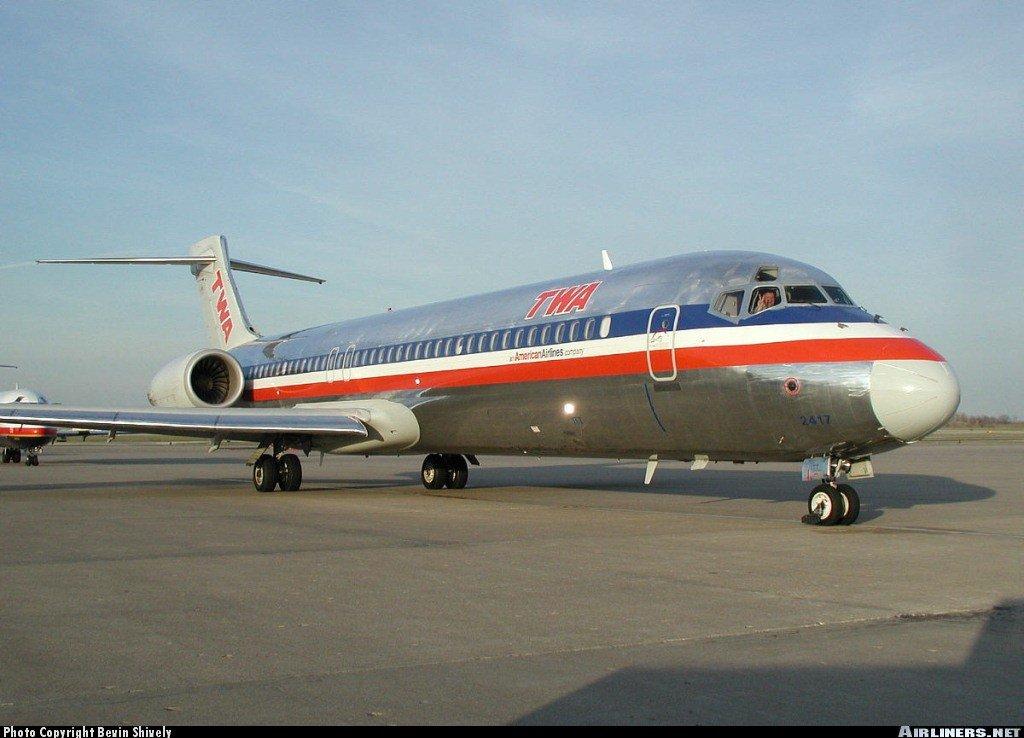 American Airlines B717 - General Discussions - TFDi Design
